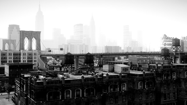 Stunning 'Photographs' Show The Cold Empty Heart Of Grand Theft Auto
