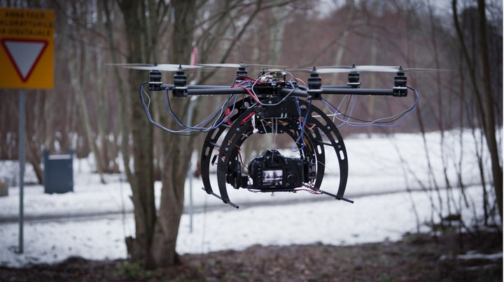 Here's Why Commercial Drones Just Got Legalized