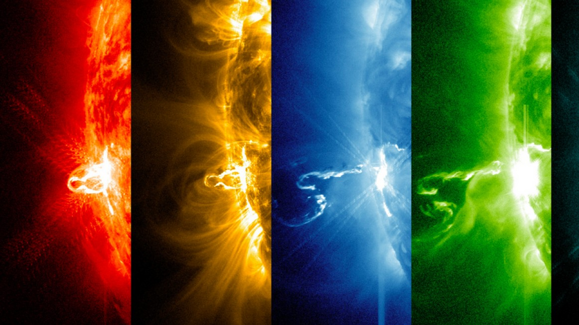 Earth's Plasma Shield Weathers Solar Storms