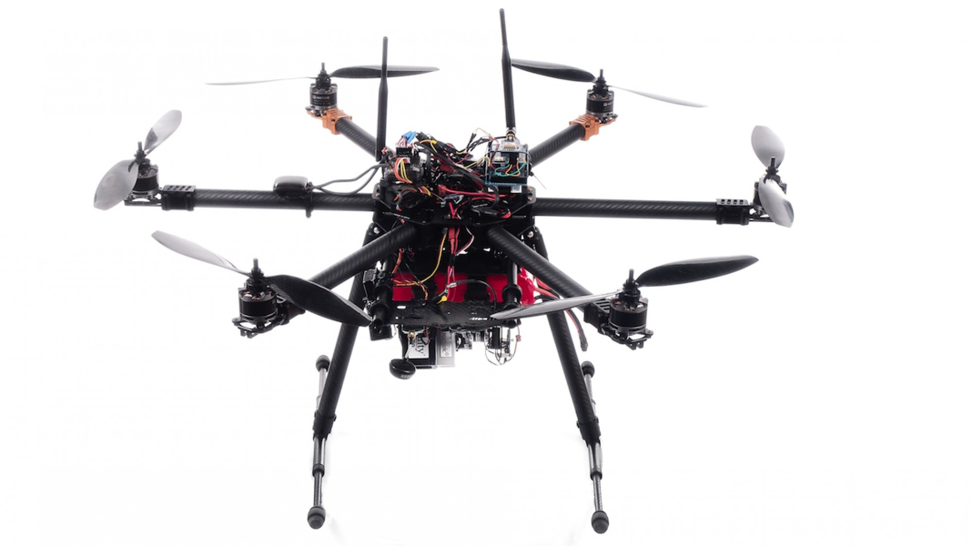 This Drone Monitors Radiation So Humans Don't Have To
