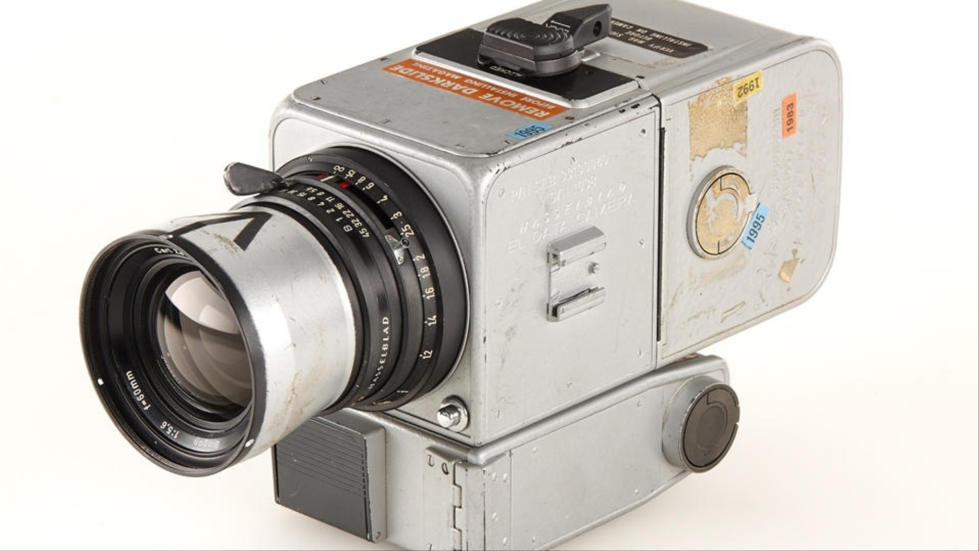 The Mystery of the 'Only Camera to Come Back from the Moon