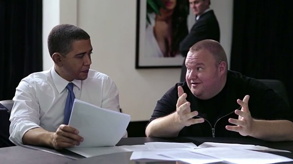 Kim Dotcom Launched His Political Party