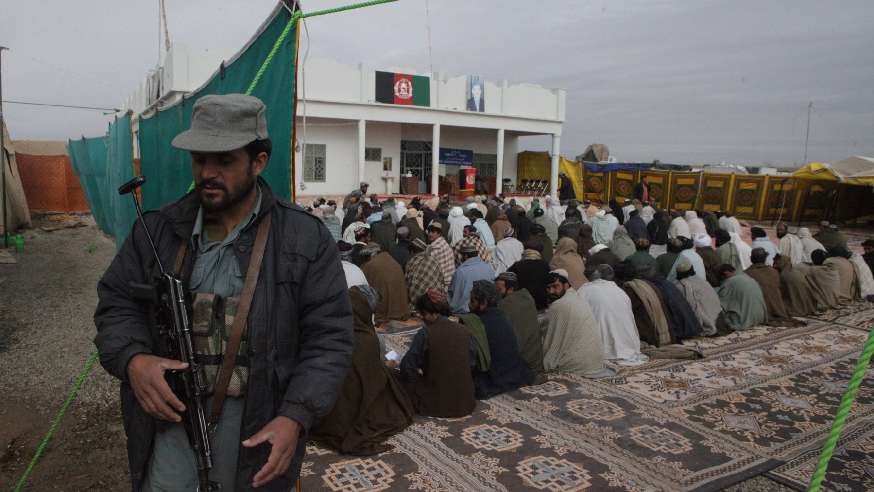 Citizen Journalists Are Live-Blogging the Afghan Presidential Election