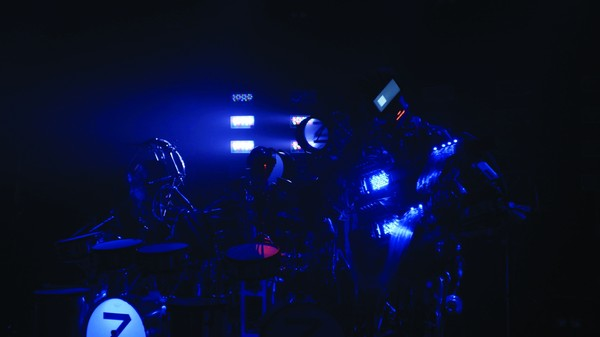 Squarepusher Makes Music with Robots, for Robots