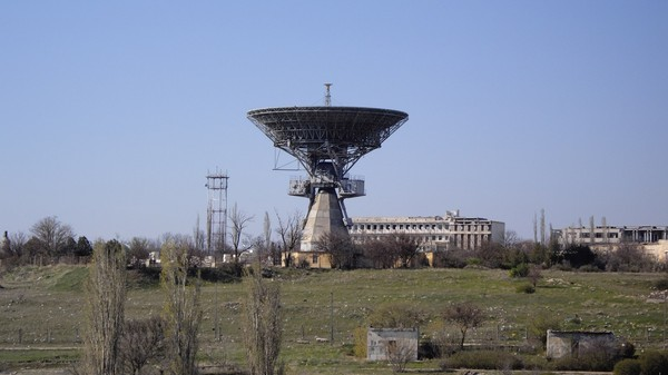 Russia Has Taken Back a Former Soviet Deep Space Tracking Station
