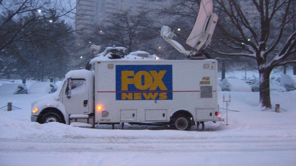 28 Percent of Fox News' Climate Coverage Was Accurate in 2013—A Huge Improvement