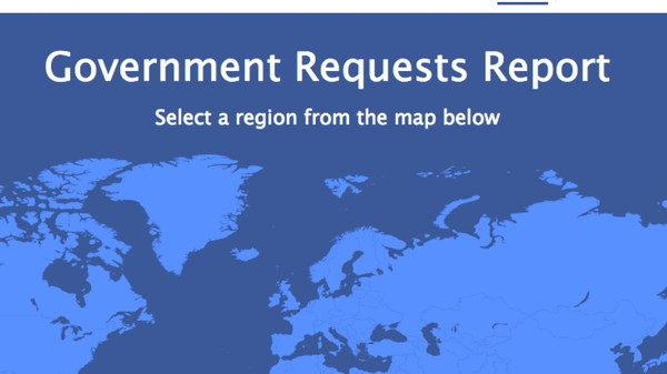 Facebook's Transparency Report Reveals Where Governments Censor Citizens