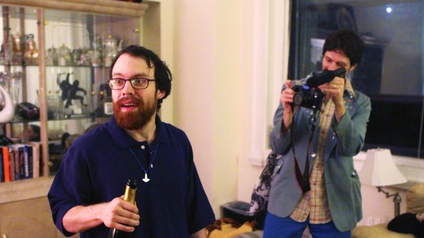I Drove Weev Home from Prison