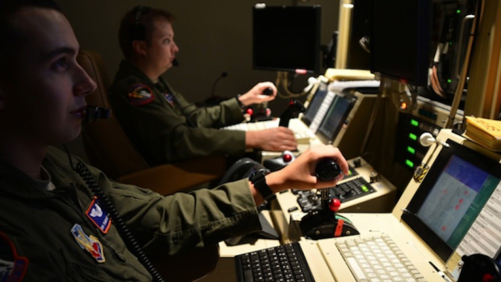 Air Force Drone Pilots Are Bummed