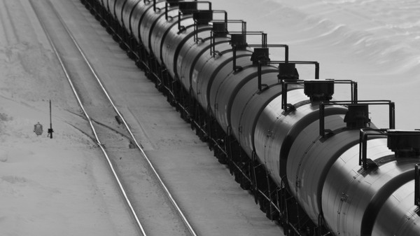 The Oil Boom Is Putting the Squeeze on America's Passenger Rail Network