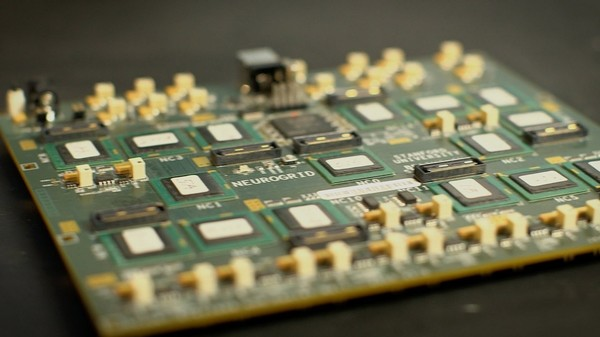 A New Circuit Board Mimics Billions of Brain Synapses at Once