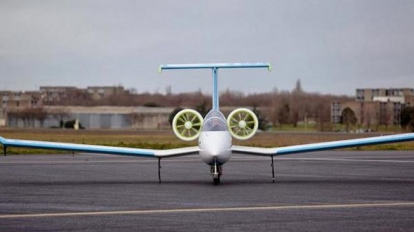 Electric Airplanes Are Having Their Kitty Hawk Moment
