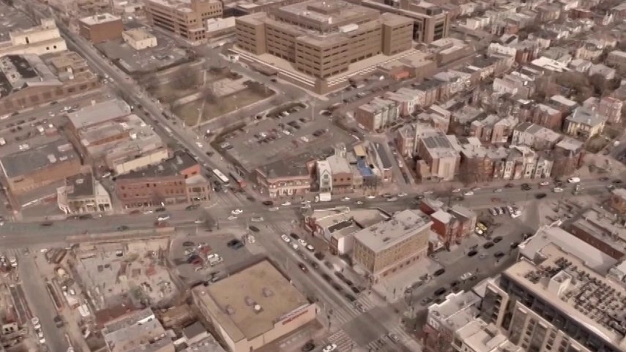 This Completely Illegal Drone Footage Of Washington DC Is Truly
