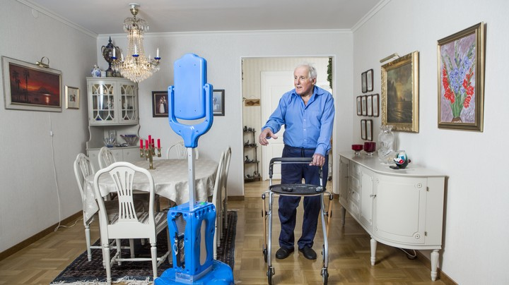 Robots Are Caring for Elderly People in Europe