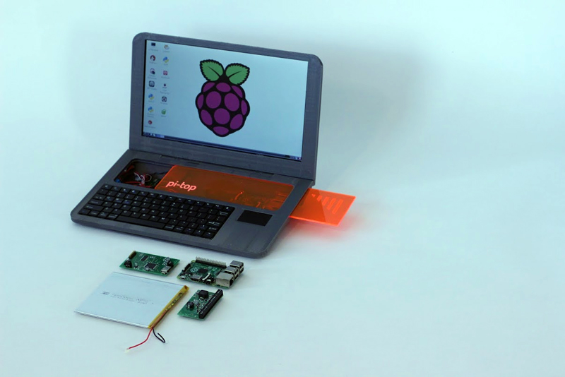 How to 3d print a laptop motherboard while one could critique the pi top kit as little more than a predictable outgrowth of the 3d printing trend at worst its a pretty neat idea solutioingenieria Image collections