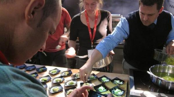 Food for Haute: Future Tastings at the Ultimate Free Sample Festival