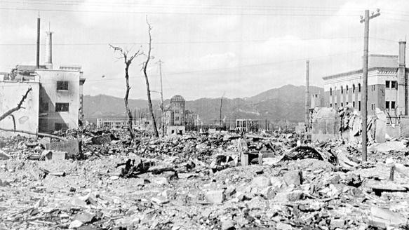 an analysis of the aftermath after the bombs were dropped on hiroshima and nagasaki