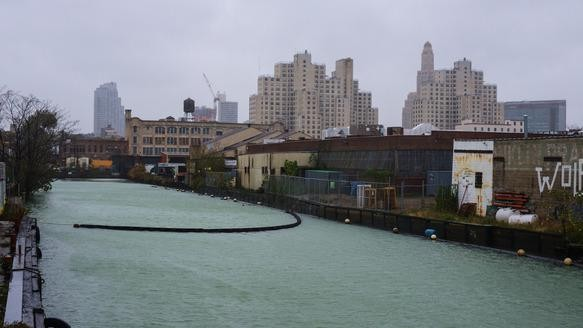 Jogging, Yoga, and a Toxic River: Park Slope Prepares for Sandy