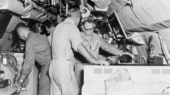 STORMFURY: Remembering the U.S.'s White-Knuckled Mission to Kill Hurricanes