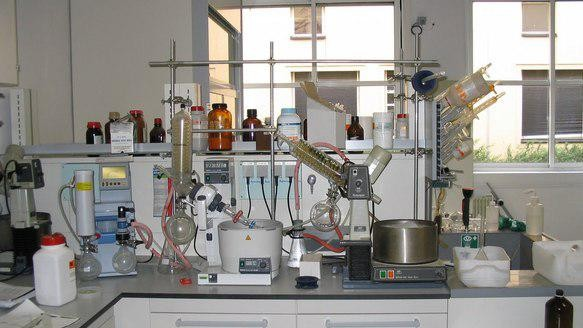 Crowdfund a Meth Lab for Science