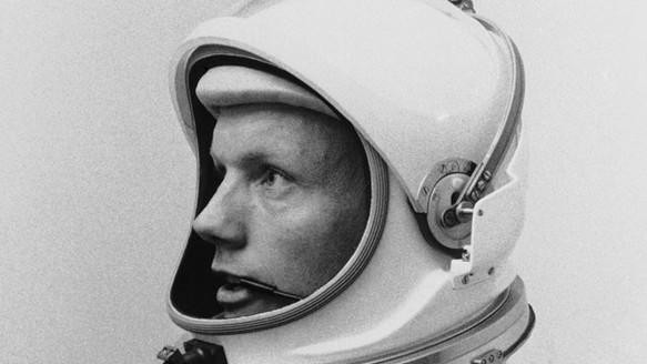 Photos of Neil Armstrong Doing Cool Stuff on Earth