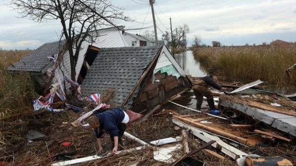This Is What the Worst of Sandy's Damage Looks Like in NYC, and How You Can Help