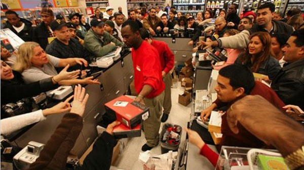 How Black Friday Stole Thanksgiving