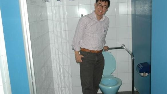 Happy World Toilet Day: Shooting the Shit with Jack Sim, Head of the Other WTO