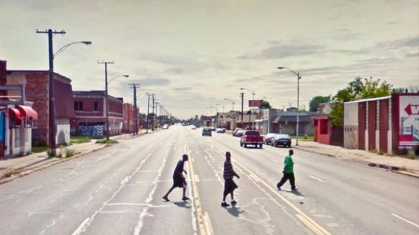 Google Street View Captures Stunning Images of American Poverty Too