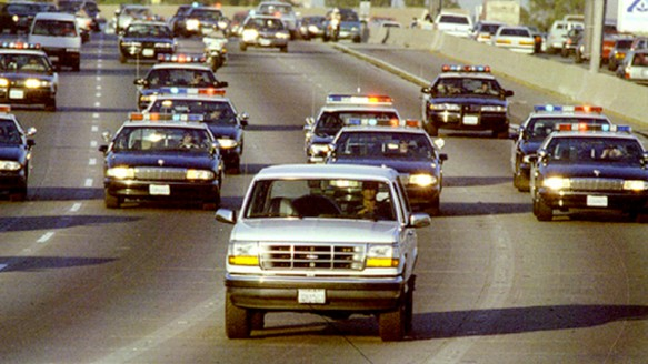You Can Now Rent O.J. Simpson's White Bronco for Your Party