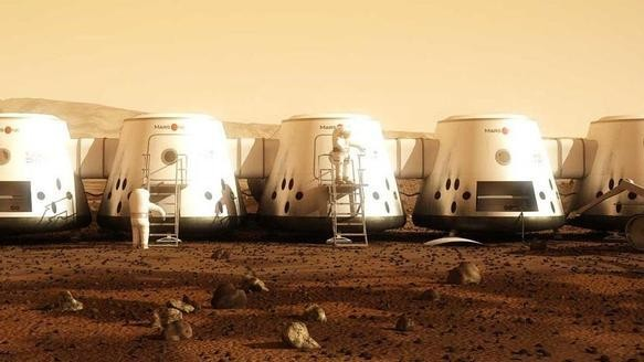 Mars One Plans on Colonizing the Red Planet with a Reality Show