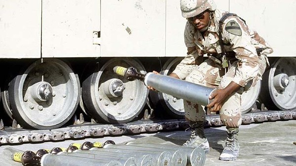 Gulf War Syndrome and the Army's Depleted Uranium Training Videos