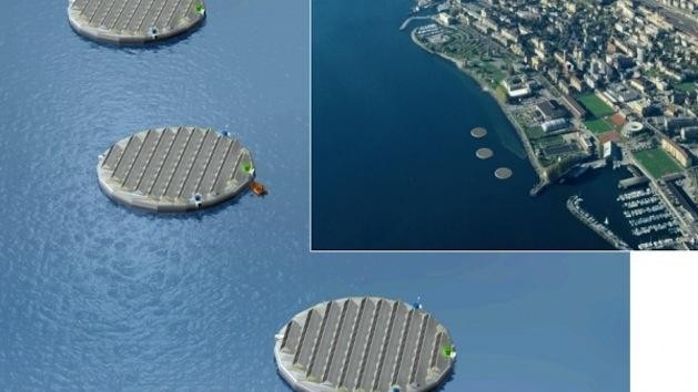 The First Floating Solar Power Labs Will Be Built in a Swiss Lake by the End of the Year