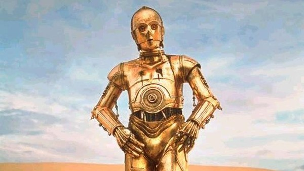 The Bad Existential Poetry of C-3PO