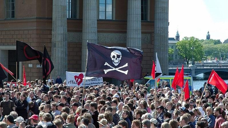 Piracy as a Kind of Freedom: A Review of a Pirated Copy of the Pirate Bay Movie