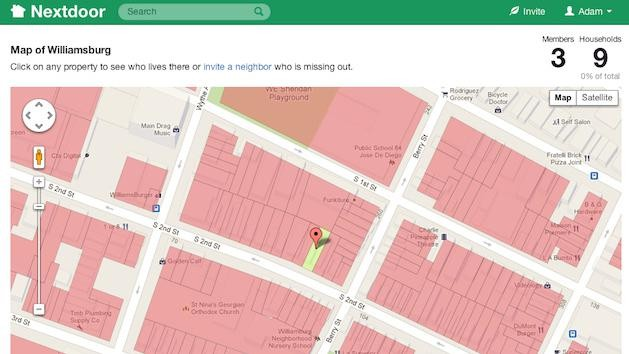 Nextdoor Wants to Take Neighborhood Watch to the Next Level