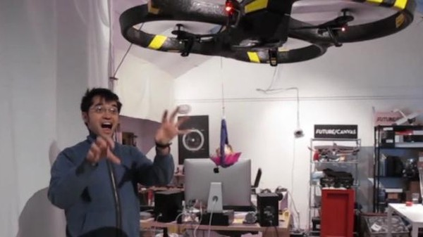 Why Would You Want a Tacocopter When You Could Have a Cupcake Drone?