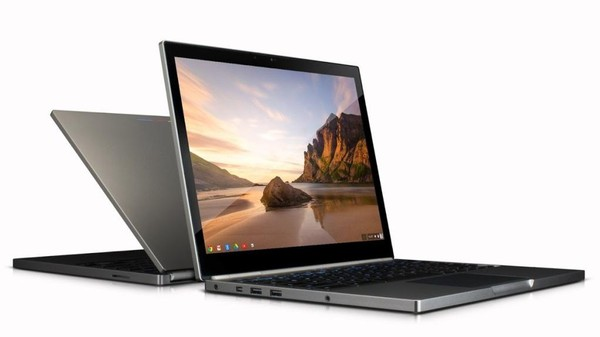 Google's New Chromebook Looks Just Like Apple's Old MacBook