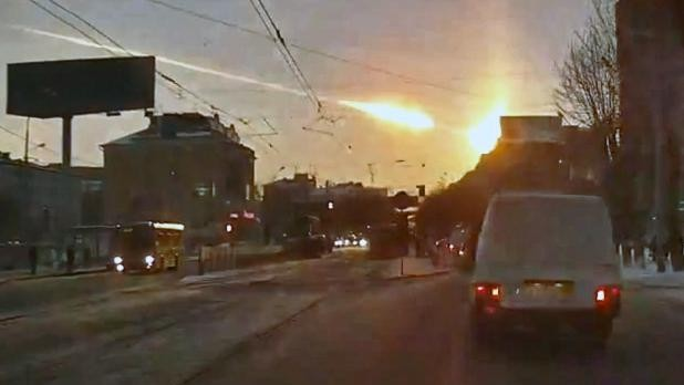 Amateur Videos of the Russian Meteorite Actually Helped Science