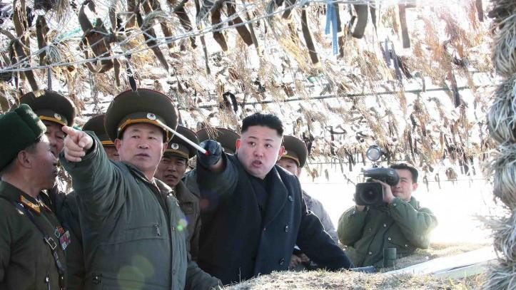 """North Korea Says a Second Korean War is """"Unavoidable"""""""