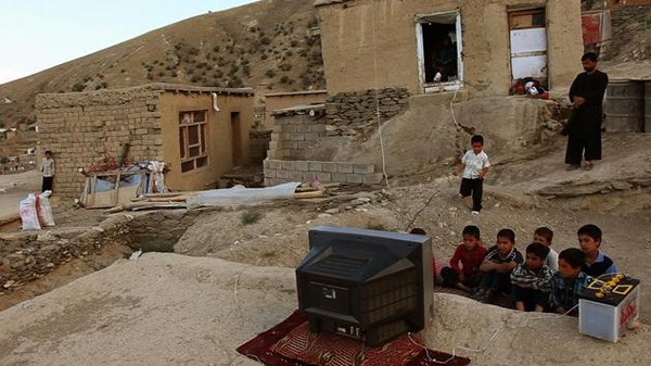 Dodging Bombs to Capture Afghanistan's Media Success Story