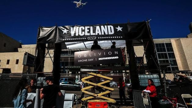 When Swarms of Drones Invaded SXSW