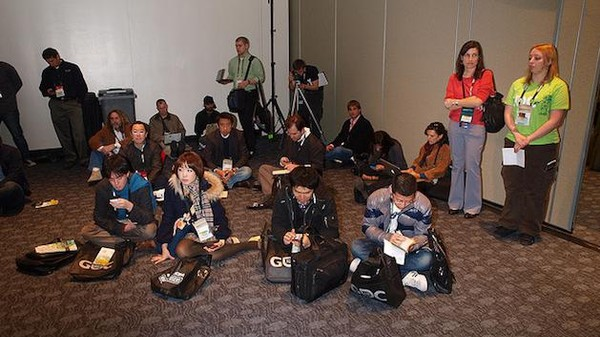 Notes From GDC 2013: Are You Going to San Francisco?