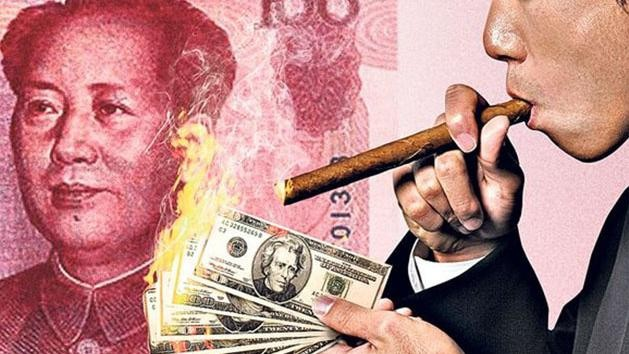 China to Announce Plans for World Currency Domination This Year