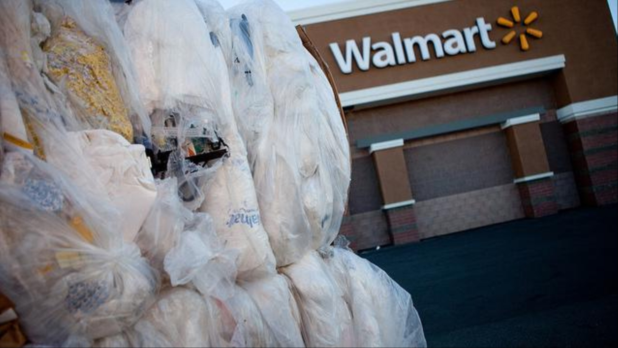 Walmart Left Explosive Fertilizer and Toxic Pesticides in Its