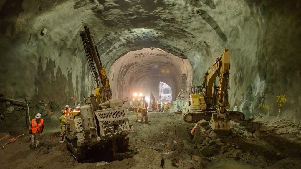A Descent Into New York's Remarkable Second Avenue Subway
