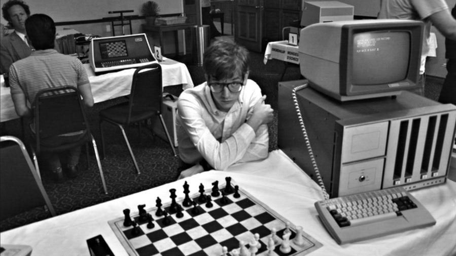 "When Gadgets Were Huge: The Great 80s Computers of ""Computer Chess"""