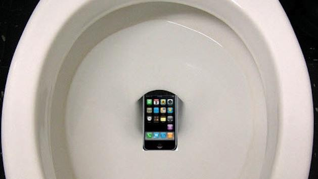 A New Battery Will Let You Power Your iPhone with Your Own Pee