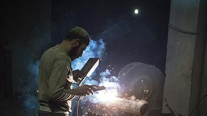Inside the DIY Weapons Workshops of the Free Syrian Army