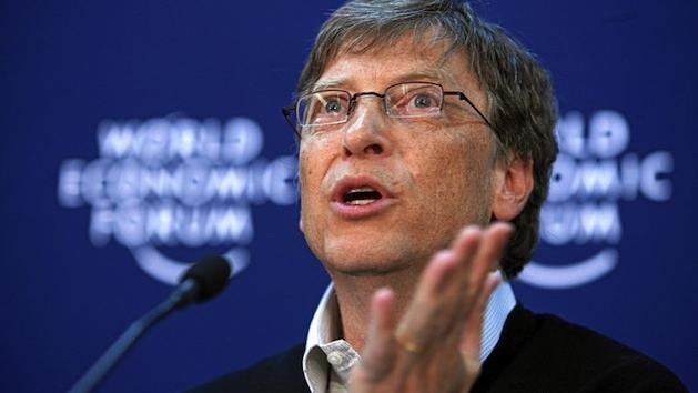 Bill Gates Is Beginning to Dream the Thorium Dream